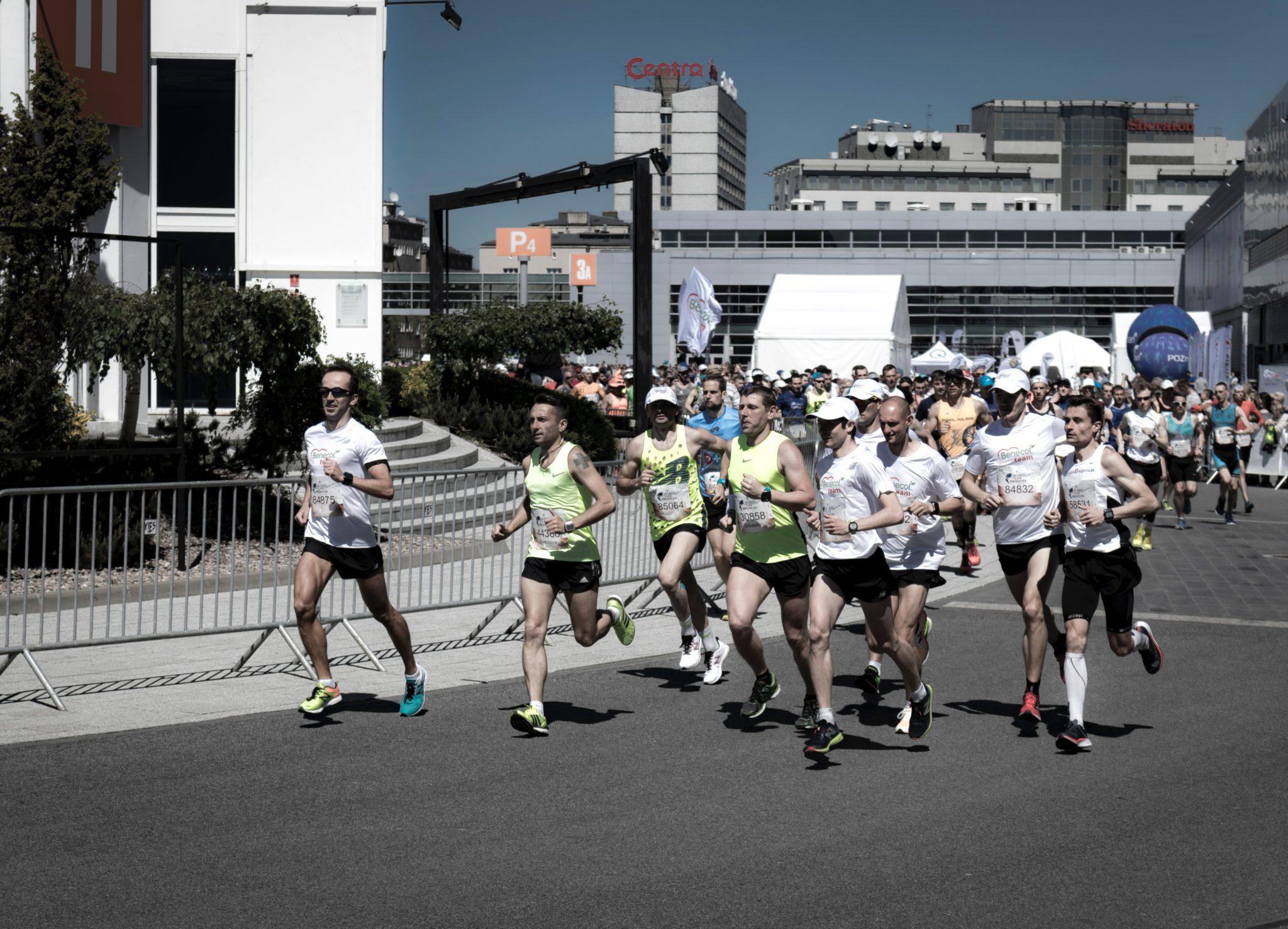 maratona alimentazione