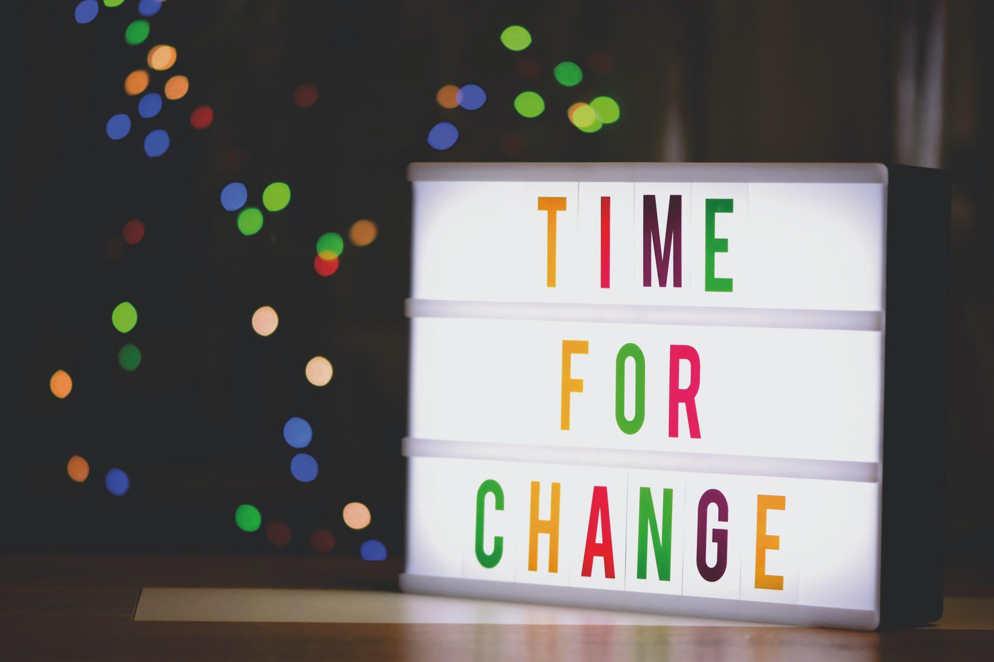 cambiare stili di vita