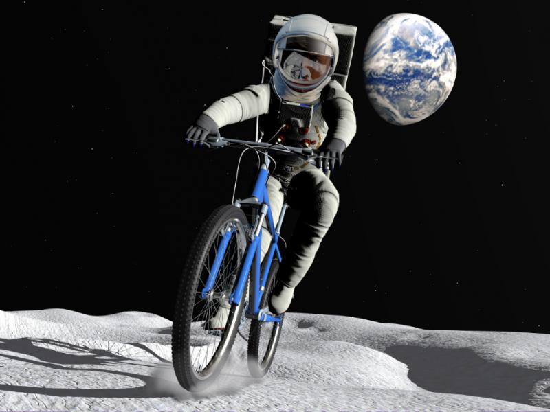 Bicicletta medicina del futuro